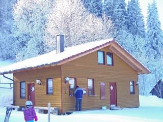 Skihütte am Traifelberg